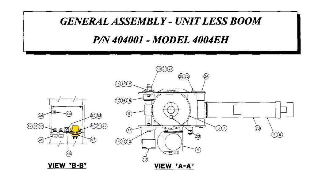 No Vehicle Selected: Auto Crane 3203 Wire Schematics At Gundyle.co