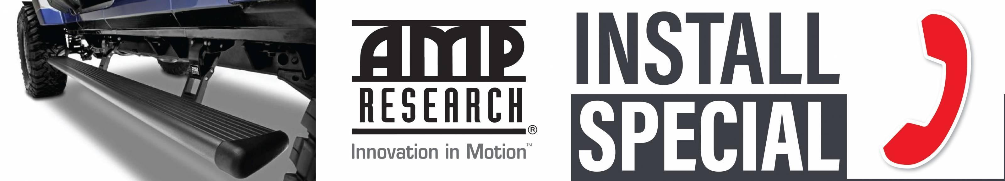 AMP Powerstep Installation Deal (B2C)