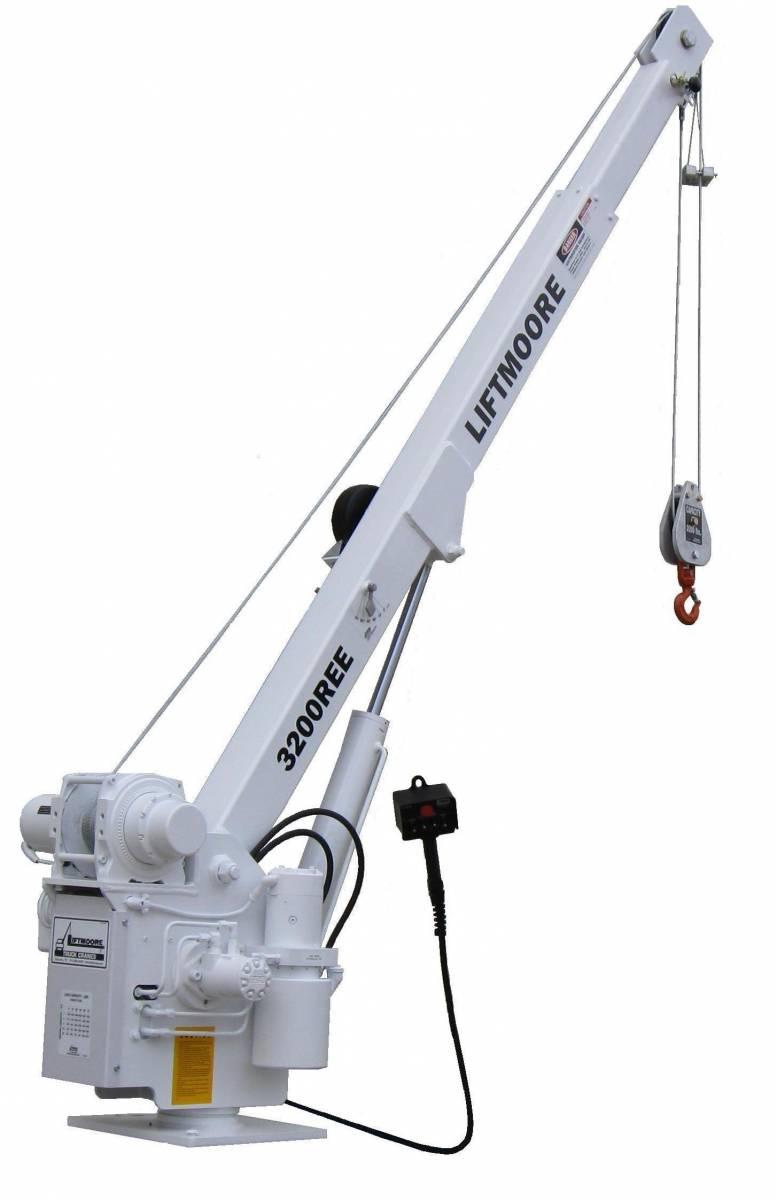 liftmoore liftmoore dc powered crane 3200ree series 3200ree 15 wi rh titantruck com Liftmoore Cranes Parts liftmoore 3200 crane parts manual