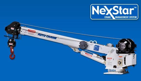 Auto Crane Electric Over Hydraulic 4004eh Series Nexstar Models: Auto Crane 3203 Wire Schematics At Gundyle.co