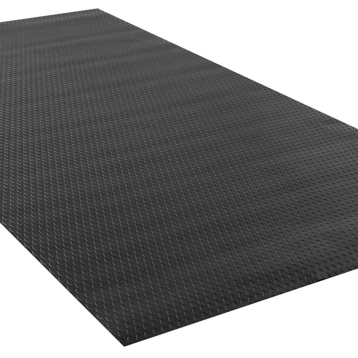 Weather Guard - Weather Guard Van Floor Mat, Rectangle, 70i in x 124 in (89011)