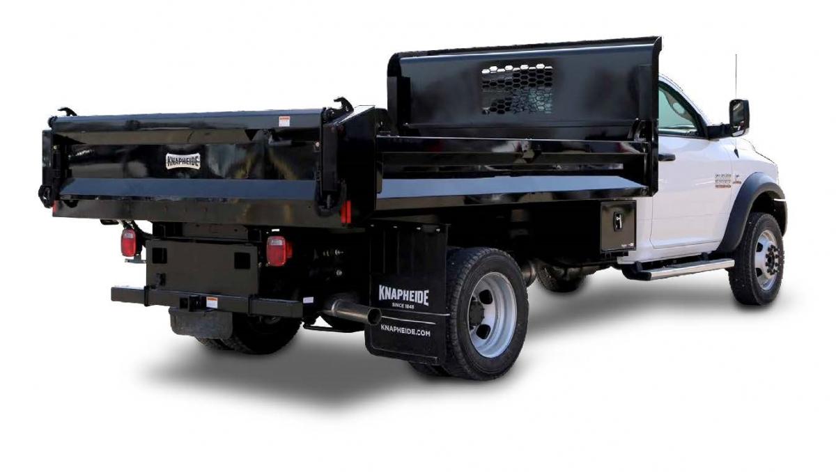 Knapheide Dump Body from Titan Truck Equipment