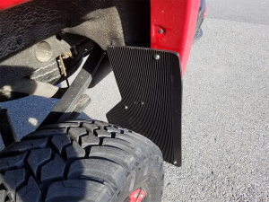 Ultimate Flap - Ultimate Flap Ultimate Flap Universal Mud Flap UF1004D - Image 3